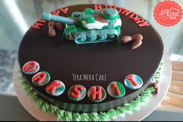 Tera Mera Cake - Bakery Images