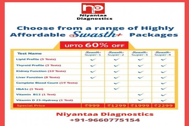 Niyantaa Diagnostic - Diagnostic Lab Images