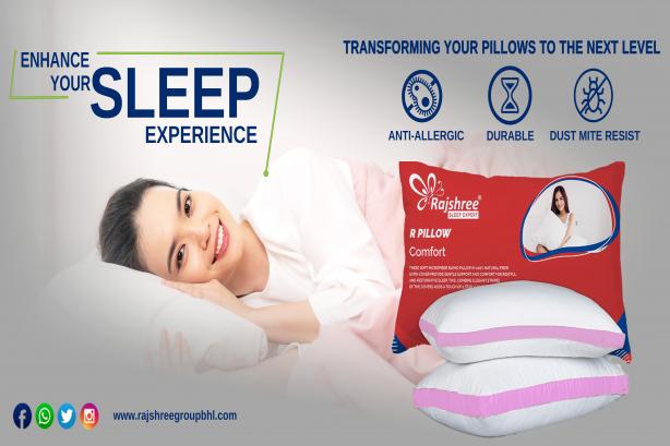 Rajshree Sleep Expert - Handloom Images