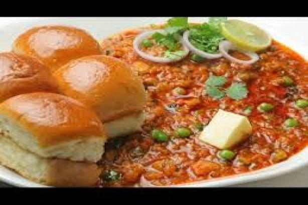 Pandit Pavbhaji & Fast Food - Pav Bhaji Images