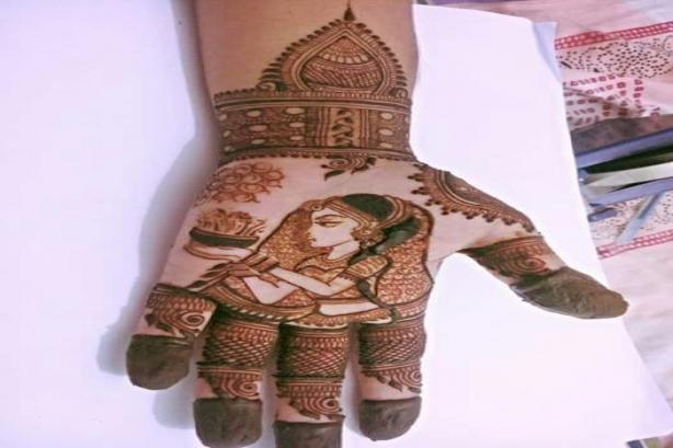 Ganesh Mehandi Art & Tatoo - Mehandi &Tatoo Images