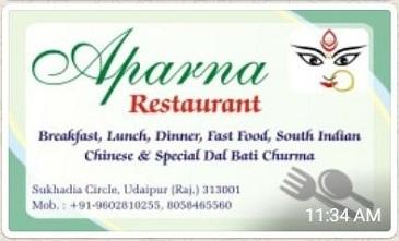 Aparna Restaurant