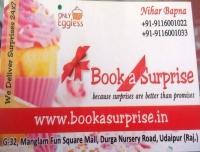 Book A Surprise - Bakery logo