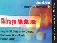 CHIRAYU MEDICOSE