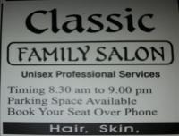 Classic Family Salon - Salon & Spa logo