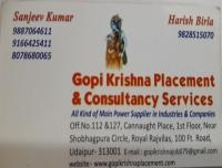 Gopi Krishna placement & consultancy services