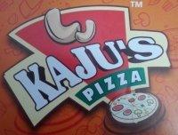 KAJU'S PIZZA - Pizza logo