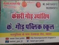 Kesari Gaur jyotish