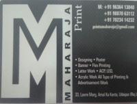 Maharaja Print