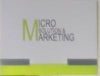 Micro solution & Marketing - Desktops, laptops, and notebooks logo