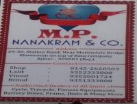 M.p . Nanakram & Company