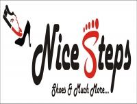 Nice Steps - Shoes logo