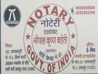 Notary advocate gopal krishna baheti