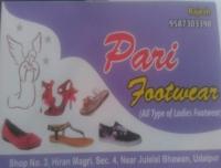 Pari footwear