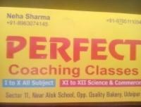 PERFECT COACHING CLASSES