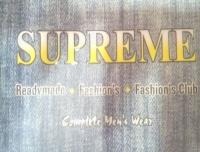Supreme Fashion Club