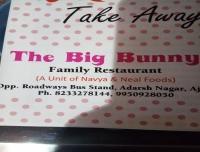 The big bunny restaurent