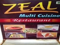 ZEAL RESTAURANT - Restaurant logo