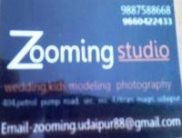 ZOOMING STUDIO - Photography logo